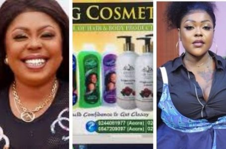 Beef: CEO Of Pinamang Cosmetics Clears Air About Afia Schwarznegger's Fight With Mona Gucci And Others