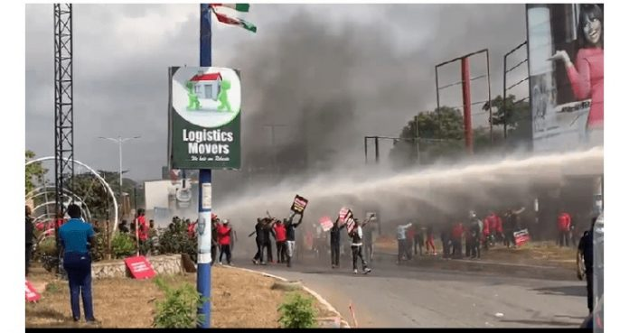 NDC Supporters Demo 2020