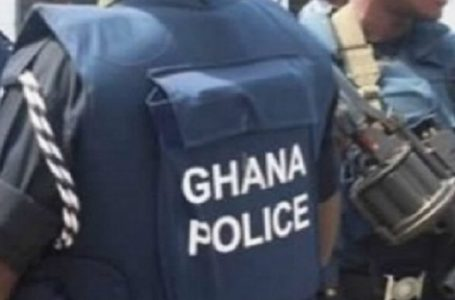 Armed Robbers In Ahenema Kokoben Have Made Away With Close To 100,000 GHC After Robbing An Aluminium Company
