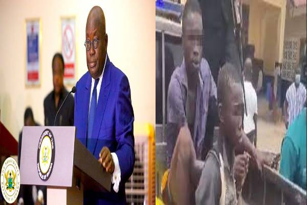 Nana-Addo gets bashed over comments on prince philip