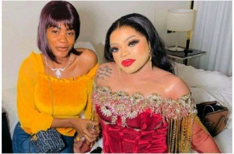 Most Nigerian Male Celebrities Are Gay – Bobrisky's Ivorian PA Says