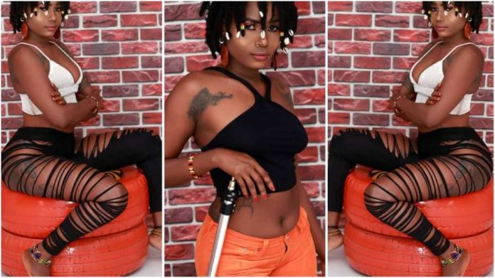 Meet-Labena-Ghanaian-female-musician-with-both-female-and-male-reproductive-organ