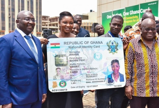 Mad rush for Ghana Cards as huge queues build up at GRA offices in Accra