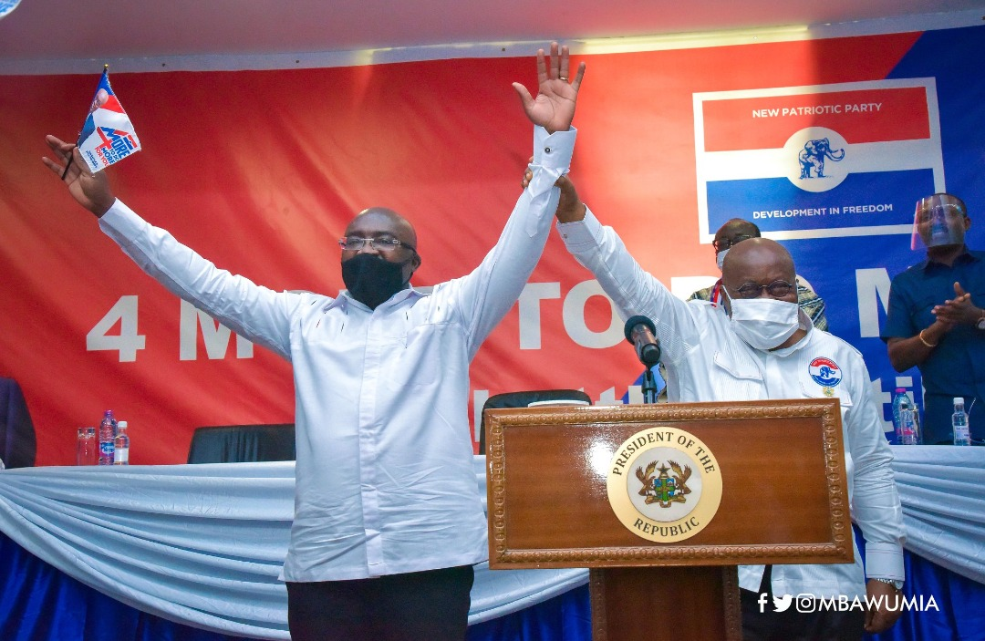 Dr. Mahamudu Bawumia is likely to lead the NPP in 2024 – Ben Ephson Discloses