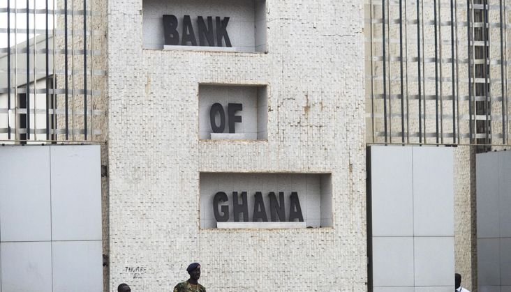 GHC1 and GHC2 currency notes to be phased out – Bank of Ghana