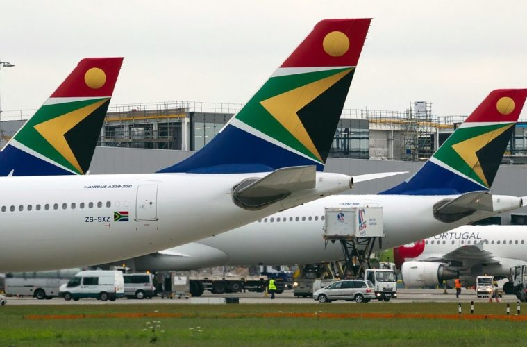 South Africa Airways re-launches flight operations from Johannesburg to Accra
