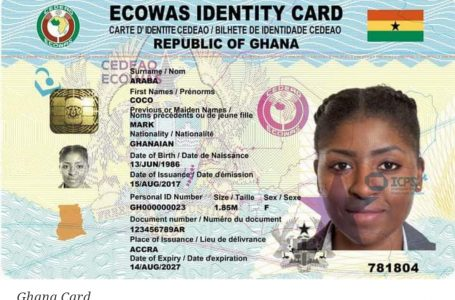 Very important uses of the Ghana Card outlined by the National Identification Authority (NIA)