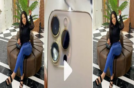 Bob Risky Finally Gets His Iphone 13 Pro Max As He Shows It On Social Media