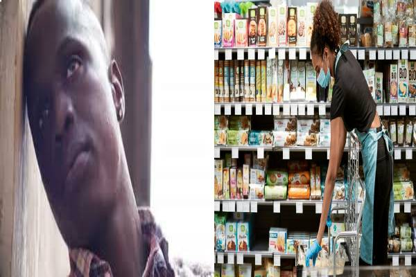 Sad End: Nigerian Man Starts Supermarket Business For Girlfriend And She Dumps Him And Marries Customer