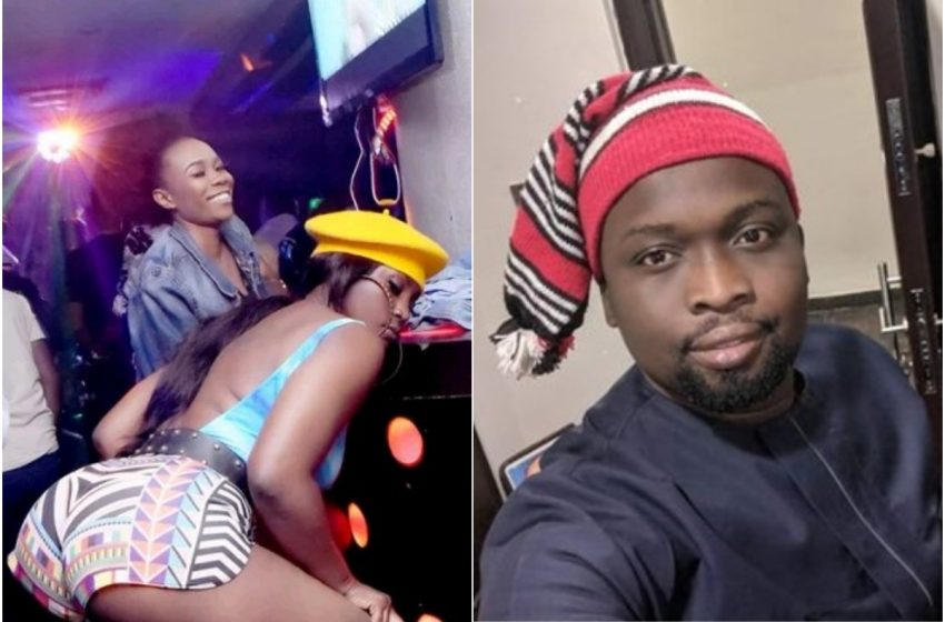 Holy Holy Lady Loses Her UK Based Husband Over Wild Twerking Night Club Video