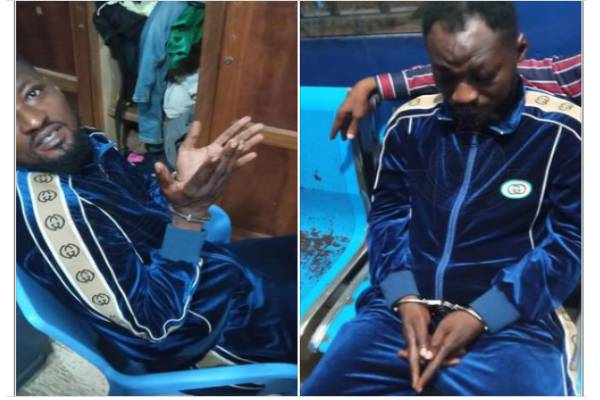 Comedian Funny Face Arrested For Attempting Suicide And Murder