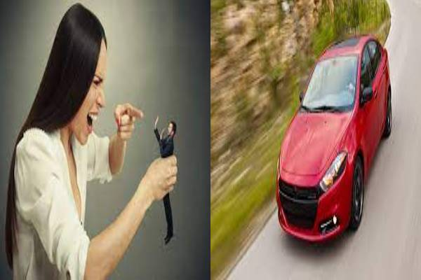 Would You Sell Your Car And Give The Cash To Your Lover? See This Man's Reply
