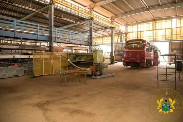 Neoplan To Be Apsorbed Under 1 District 1 Factory Initiative