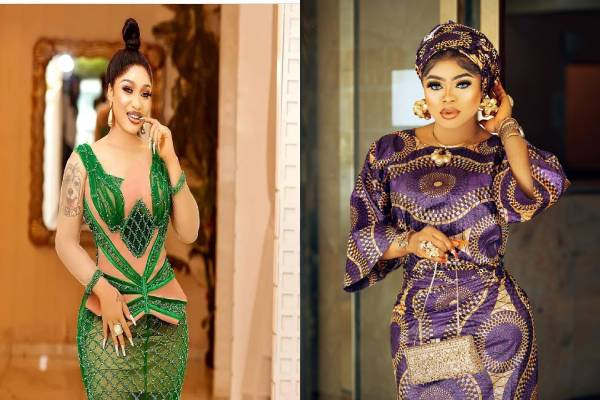 There Has Been Rumors Tontoh Dikeh And BobRisky Are No Longer Friends-Tontoh Finally Gives The Reason