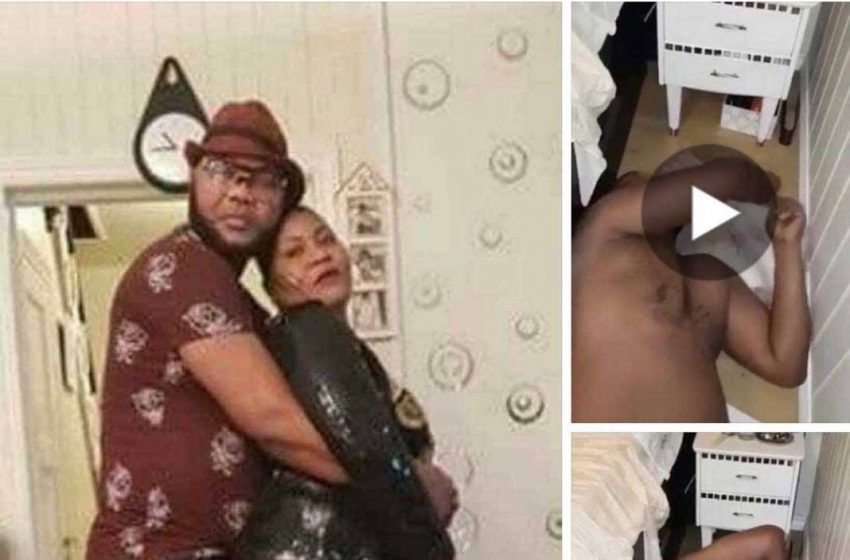 Woman Records Her Poisoned Husband's Death And Post To Social Media