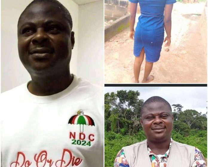 Central Region NDC Suspends Communications Officer Kwasi Dawood For Sleeping With 16-Year-Old