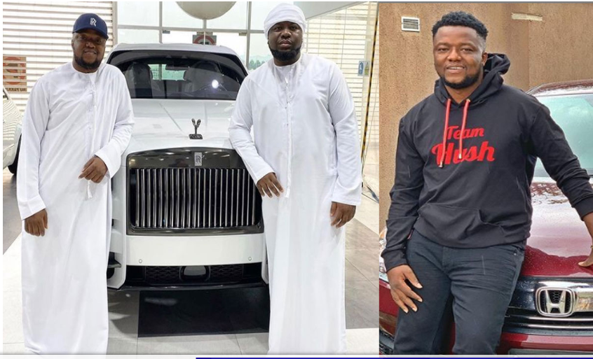 Hushpuppi's 39th Birthday Remembered By Friend Pac-Pens Down Heart-Warming Message